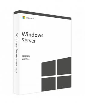 Windows Server 2019 Remote Desktop Services user connections / 50 User